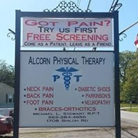 Alcorn Rehab Services