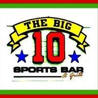 The Big 10 Sports Bar & Grill