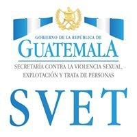 Secretaría Contra la Violencia Sexual Explotación y Trata de Personas SVET