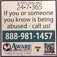 AWARE, Inc  Mercer County Domestic and Sexual Violence Agency