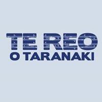 Te Reo O Taranaki
