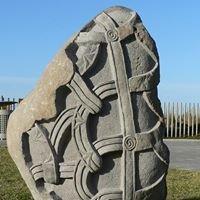 Te Kupenga Stone Sculpture