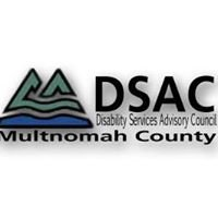 Multnomah County Disability Services Advisory Council