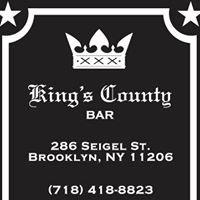 King's County Bar- Bushwick