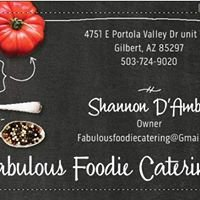 Fabulous Foodie