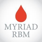 Myriad RBM - Innovative Biomarker Solutions