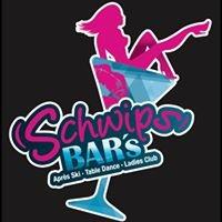 Schwips Bar's Saalbach, Apres Ski, Tabledance, Ladies Club