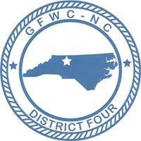 GFWC-NC District 4 Clubwomen