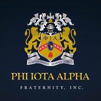 Phi Iota Alpha - Southwest Province