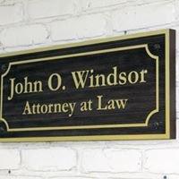 John O. Windsor, Attorney at Law