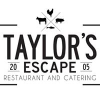 Taylor's Escape Restaurant and Catering