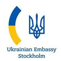 Embassy of Ukraine in Sweden / Посольство України в Швеції