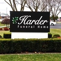Harder Funeral Home
