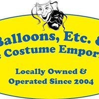Balloons, Etc. & The Costume Emporium
