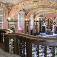 Zrcadlová kaple - Klementinum