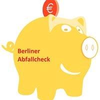 Berliner Abfallcheck
