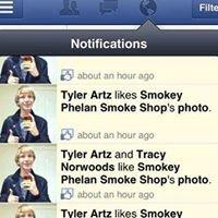 Smokey Phelan Smoke Shop