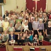 Cisco United Methodist Church, Cisco, IL