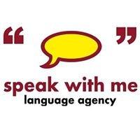 Speak With Me