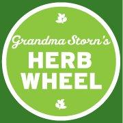 Grandma Storn's Herb Wheel
