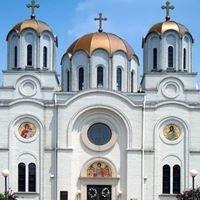 St. Archangel Michael Serbian Orthodox Church of Akron, Ohio