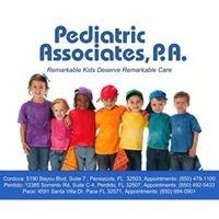 Pediatric Associates, P.A.