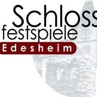 Schlossfestspiele Edesheim
