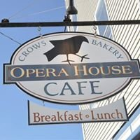 Crows Bakery and Opera House Cafe