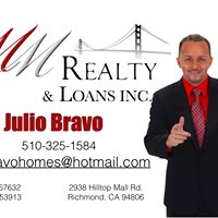 Julio Bravo at MM Realty & Loans