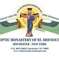 Coptic Monastery of Saint Shenouda