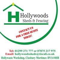 Hollywoods Sheds & Fencing