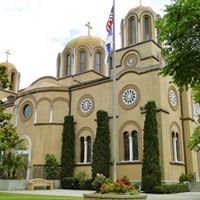 Saint Sava Serbian Orthodox Church of San Gabriel