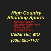High Country Shooting Sports