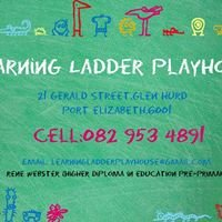 Learning Ladder Playhouse