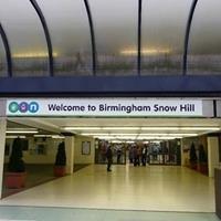 Snow Hill Railway Station