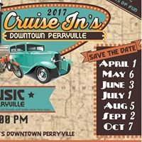 Cruise In's Downtown Perryville