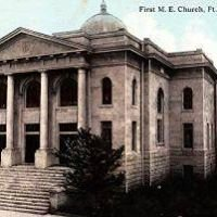 First United Methodist Church, Fort Scott, KS