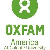 Oxfam America at Colgate University