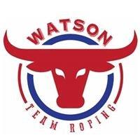 Watson Team Roping