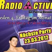 Radioactive - Gay Party in Duisburg