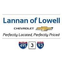 Lannan Chevrolet of Lowell