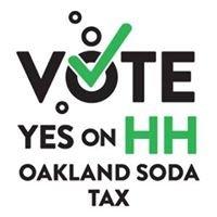 Oakland vs. Big Soda - Yes on Measure HH