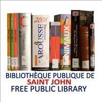 Saint John Free Public Library