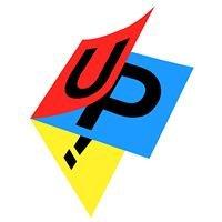 UP Pop-Up Shop für Typo/Grafische Aktion