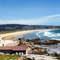 Playa De A Lanzada Sanxenxo Galicia