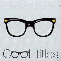 Cool Titles Books