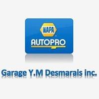 Garage YM Desmarais inc