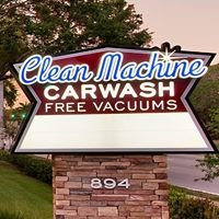 Clean Machine Carwash