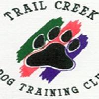 Trail Creek Dog Training Club