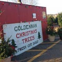 Goldenman Christmas Trees